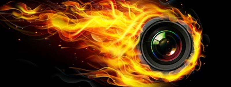 Détection incendie par caméra